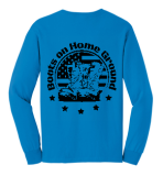 Boots on the Home Ground Long Sleeve T-Shirt