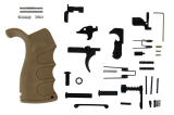 .308Lower Parts Kit - Tan
