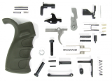 AR15 Lower Parts Kit - OD Green