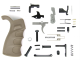 AR15 Lower Parts Kit - Tan