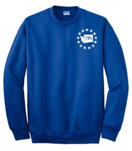 Women of  WA3% Crew Neck Sweatshirt