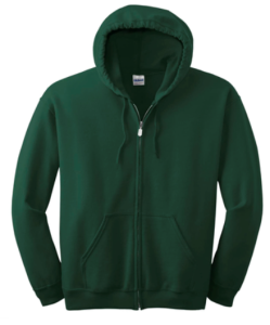 Boots on the  Home Ground Zip Up Hoodie